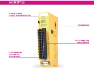 C6 Safety IO